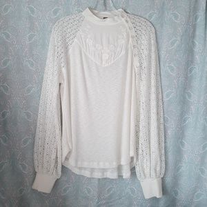 Free People The Sweetest Thing Thermal Top